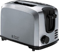 Russell Hobbs RU-20880 950 W Pop Up Toaster (Silver)