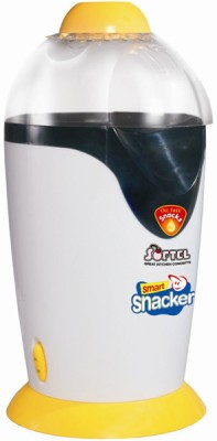 Softel Hot Air Roasting Snack Maker 75 g Popcorn Maker White, Yellow available at Flipkart for Rs.2395