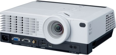 Ricoh PJ RX 300 Portable Projector (White, Black)