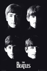 The Beatles - With The Beatles Paper Print - Medium, Rolled