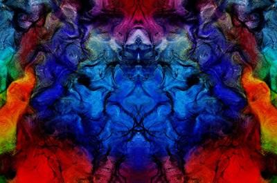 Symmetry S02 Paper Print