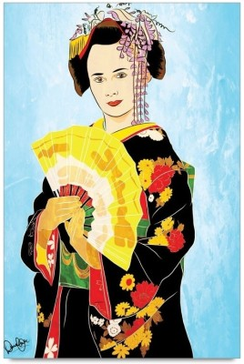 bgfanstore Delusion Chinese Beauty PS10000677 Paper Print best price on Flipkart @ Rs. 298