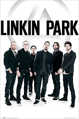 GB eye Posters Linkin Park Group Official Paper Print
