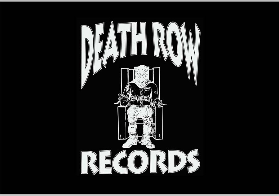 Death Row Records Poster 18 X 12 Inches By Shopkeeda
