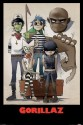Gorillaz - All Here Paper Print: Poster
