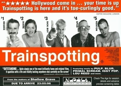 trainspotting essay great movies essay trainspotting star reviews  college essays college application essays the college board trainspotting essay by matt
