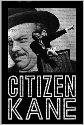 Citizen kane essay