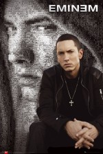 GB eye Posters Eminem Mosaic Official Paper Print