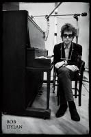 Bob Dylan - Piano Paper Print: Poster
