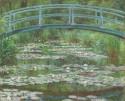 The Japanese Footbridge By Claude Monet Fine Art Print - Medium