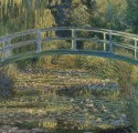 The Water Lily Pond Medium By Monet Fine Art Print - Medium