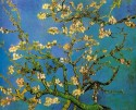 Blossoming Almond Tree Large By Van Gogh Fine Art Print - Large