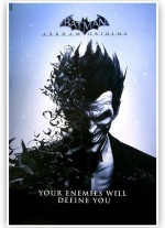 Posterhouzz Posters Posterhouzz Poster Batman Arkham Origin Paper Print