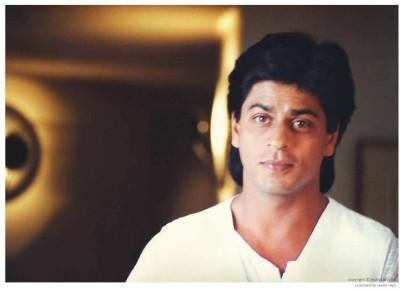 SRK's Autobiography