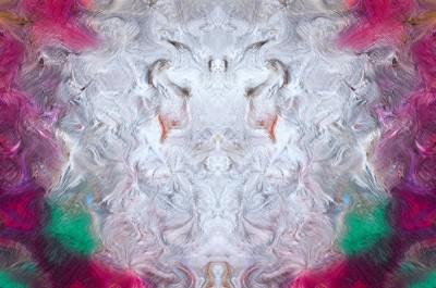 Symmetry S01 Paper Print