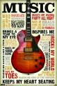 Music Inspires Me Poster - POSDVWYWTYV45YGZ
