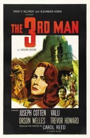The Third Man - 1949 Paper Print - Medium, Rolled