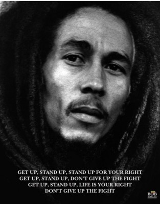 Bob marley research paper