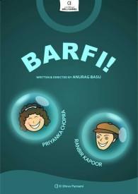 Athah Poster Barfi Cartoon Art | Artist: Dhruv Parnami Photographic Paper Rolled Paper Print