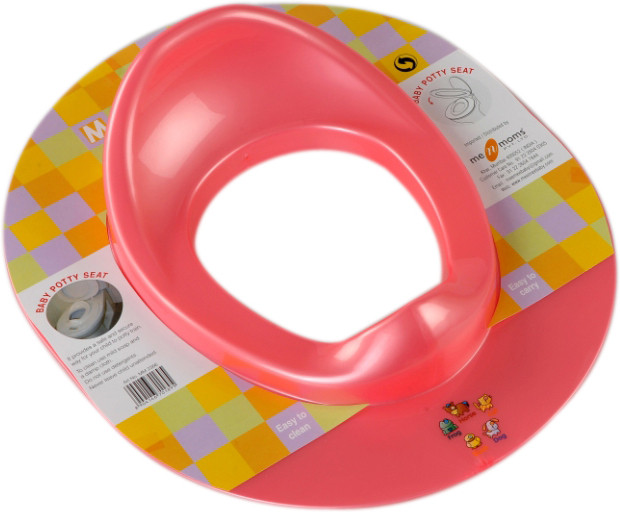 Mee mee baby potty trainer seat pink