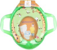Ole Baby Jumbo Soft Cushion Green Giraffee Potty Trainer Seat Assorted Potty Seat (Green)