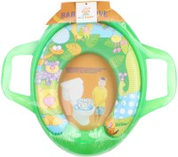 Ole Baby Jumbo Soft Cushion Zoo Animals Potty Trainer Seat Assorted Potty Seat (Green)