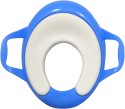 Sunbaby Ultra Soft Cushion Potty Seat With Handle - Blue, White