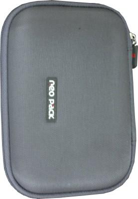 Neopack Hard Drive Case Pouch Dark Grey