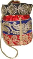 AADOO Handmade Designer MultiColor Potli Bags Potli Multicolor