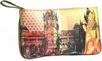 Aapno Rajasthan Royal Princess Digital Print Wristlet (Multicolor_02)