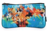 An Yahh!! Art Painting Pouch Sky Blue
