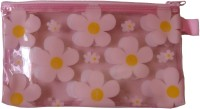 Viva Fashions Flower Pouch Pink