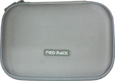 Neopack Hard Drive Case Pouch Silver