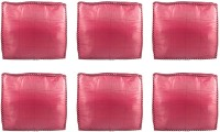 Annapurna Sales Maroon Pairasute Large Saree Cover - Set Of 6 Pcs. Pouch Maroon