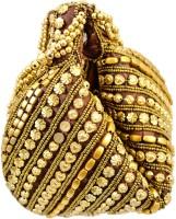 Mpkart Banarsi Potli (Gold, Brown)