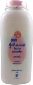 Johnsons Baby Powder Pink, Triple Baby Protection-400gm