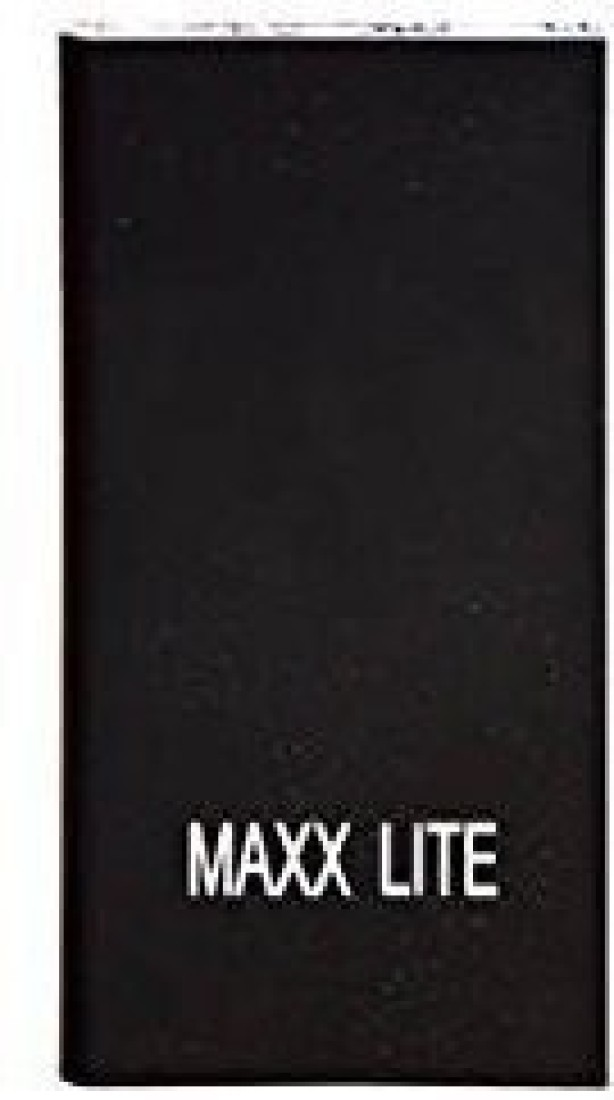 Maxxlite Ultra Slim 8000mAh Dual USB Port Power Bank