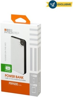 Interstep PB9000 9000 mAh Power Bank