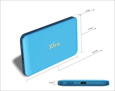 Xtra-XT-05001-5000mAh-Power-Bank