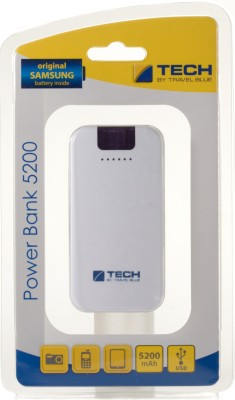 Travel Blue 976 5200 mAh Power Bank