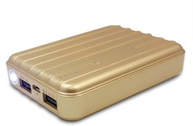 Vox 15000mAh Suitcase Dual USB Power Bank