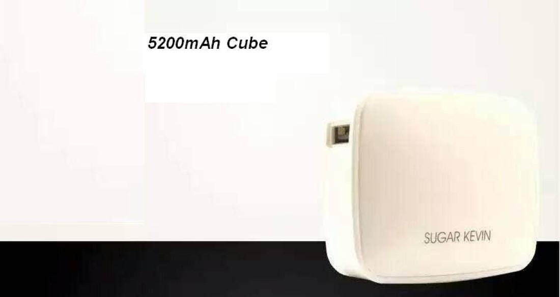 Bullion EP52A 5200mAh Power Bank