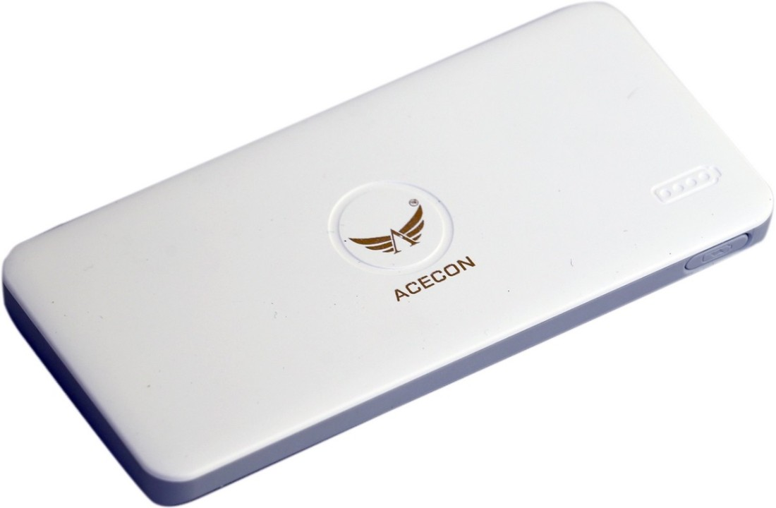 Acecon 502 5000mAh Dual USB Power Bank