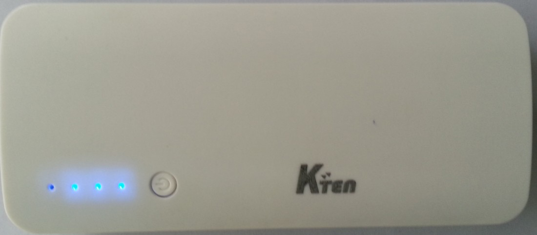 KTen KPB13000 13000mAh Power Bank