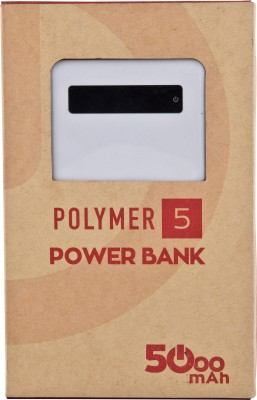 Karbonn Polymer 5 (5000mAh) Power Bank