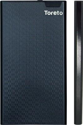 Toreto Energy Boost TMP-165 6500mAh Power Bank