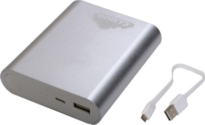 Cloud CL 104 for Samsung Galaxy Star Pro  GT S7260  XTRA MI Power Bank 10400 mAh available at Flipkart for Rs.2499