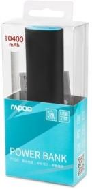 Rapoo-P100-10400mAh-Power-Bank