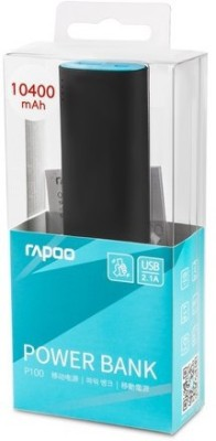 Rapoo-P100-10400mAh-Power-Bank