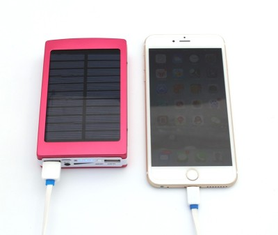 Callmate 13000mAh Solar LED Power Bank